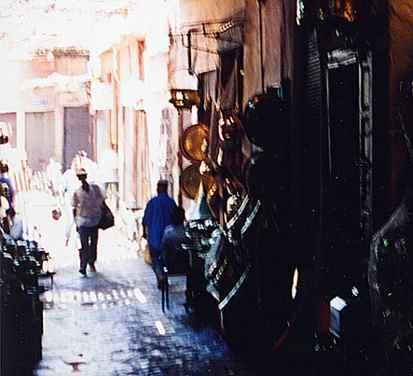 Galerie Photo Virtuelle Marrakechcuivre